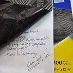Pelikan 1015G Noir Papier carbone pour machine à écrire–Boîte de 100feuilles de la marque Pelikan image 3 produit