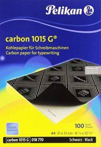 Pelikan Papier carbone Format A4 100 feuilles (Import Allemagne) de la marque Pelikan image 0 produit