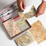 PEPIN PRESS Plan de Ville Set de Correspondance A5 40 feuilles/enveloppes de la marque PEPIN PRESS image 2 produit