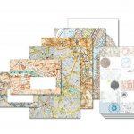PEPIN PRESS Plan de Ville Set de Correspondance A5 40 feuilles/enveloppes de la marque PEPIN PRESS image 3 produit