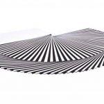 perfect ideaz 100 feuilles de papier couleur format A4, 50 x blanc & 50 x noir, teinté dans la masse, blanche et noire, 130 g/m², papier de bricolage de haute qualité de la marque perfect ideaz image 1 produit