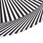 perfect ideaz 100 feuilles de papier couleur format A4, 50 x blanc & 50 x noir, teinté dans la masse, blanche et noire, 130 g/m², papier de bricolage de haute qualité de la marque perfect ideaz image 5 produit