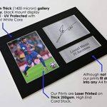 Photo de Neymar Jr du PSG avec autographe imprimé de la marque HWC Trading image 1 produit