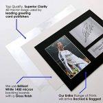 Photo de Neymar Jr du PSG avec autographe imprimé de la marque HWC Trading image 4 produit