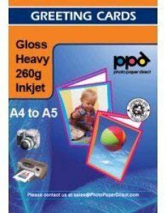 Photo Paper Direct PPD-51-ENV-20A4jet d'encre A4 papier carte de voeux avec enveloppe (lot de 20) de la marque Photo Paper Direct image 0 produit