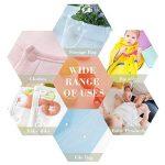 Pince + Bouton pression Plastiques T5,Samione Boutons Pressions Plastiques en 20 couleurs et de Pinces pour T3, T5 et T8 en Métal couture de bricolage et projets d''artisanat (300pcs) de la marque Samione image 1 produit