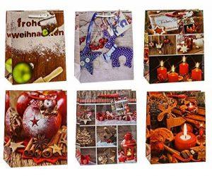 pochette cadeau de noël TOP 4 image 0 produit