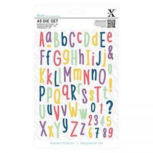 pochoir alphabet metal TOP 4 image 0 produit