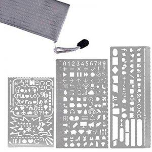 pochoir alphabet metal TOP 7 image 0 produit