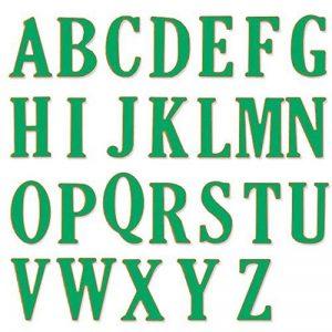 pochoir alphabet metal TOP 9 image 0 produit