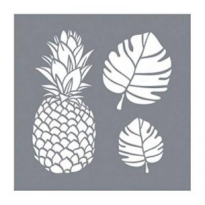 pochoir ananas TOP 6 image 0 produit