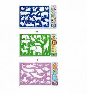 pochoir animaux TOP 7 image 0 produit