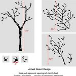 pochoir arbre TOP 1 image 2 produit