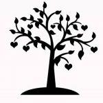 pochoir arbre TOP 5 image 1 produit