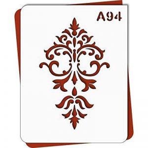 pochoir baroque TOP 2 image 0 produit