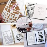 pochoir écriture TOP 11 image 4 produit
