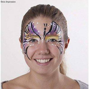 Pochoir de maquillage - Papillon - Paint me de la marque Rayher image 0 produit