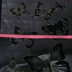 Pochoir de Peinture Murale Motif de Papillon pour Décoration de Mur de la marque Générique image 4 produit