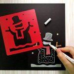 pochoir dessin TOP 10 image 2 produit