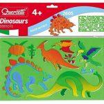 pochoir dinosaure TOP 1 image 1 produit