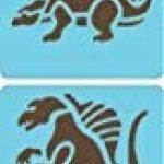 pochoir dinosaure TOP 4 image 2 produit