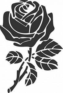 pochoir fleur TOP 4 image 0 produit
