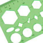 pochoir forme géométrique TOP 10 image 4 produit