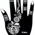 pochoir henné TOP 4 image 2 produit