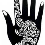 pochoir henné TOP 4 image 3 produit