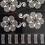 pochoir henné TOP 5 image 1 produit