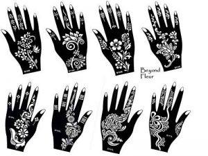 pochoir henné TOP 6 image 0 produit