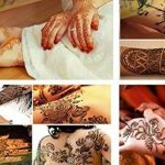 pochoir henné TOP 6 image 2 produit