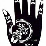 pochoir henné TOP 8 image 1 produit