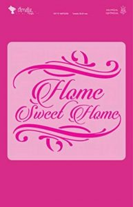 pochoir home sweet home TOP 1 image 0 produit