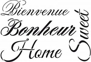 pochoir home sweet home TOP 7 image 0 produit
