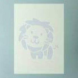 pochoir lion TOP 4 image 0 produit