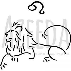 pochoir lion TOP 6 image 0 produit