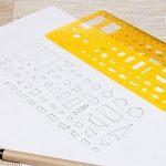 pochoir motif géométrique TOP 11 image 4 produit