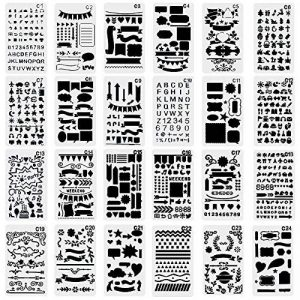 pochoir motif géométrique TOP 5 image 0 produit