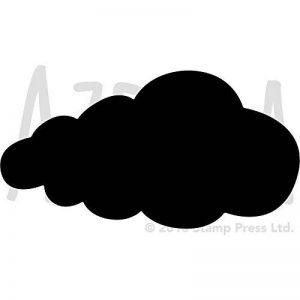 pochoir nuage TOP 2 image 0 produit