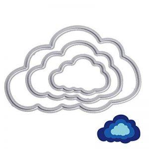 pochoir nuage TOP 7 image 0 produit