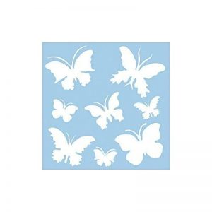 pochoir papillon TOP 1 image 0 produit