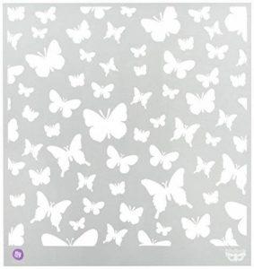 pochoir papillon TOP 4 image 0 produit