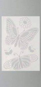 pochoir papillon TOP 9 image 0 produit