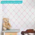 pochoir à peindre sur mur TOP 14 image 2 produit