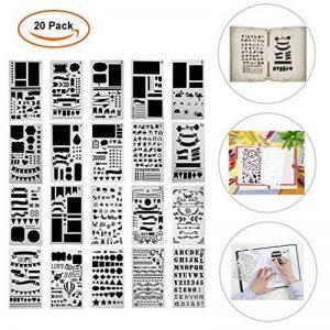 pochoir pour mur extérieur TOP 3 image 0 produit