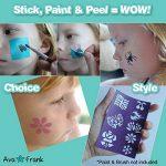 pochoir tatouage TOP 3 image 3 produit