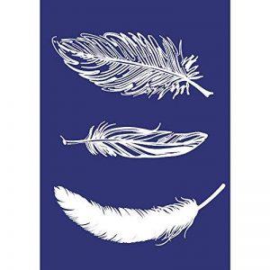 pochoir textile TOP 2 image 0 produit