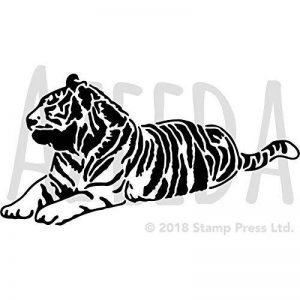 pochoir tigre TOP 3 image 0 produit