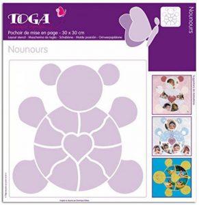 pochoir toga TOP 3 image 0 produit